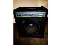 Hornet 45 Lead Guitar Amplifier 70s Retro!