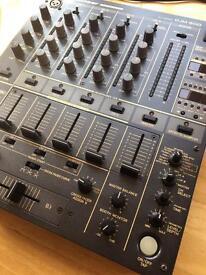 Pioneer djm 600 djm600 black RARE COLLECTORS ITEM MINT 10/10