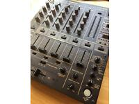 Pioneer djm 600 djm600 black RARE COLLECTORS ITEM MINT 10/10