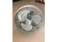 2 standing air circulation fan