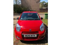 Perfect Suzuki Alto with 9 months MOT and full service history