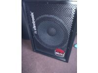 TC Electronic BG250-115 Bass Combo Amp with Cover