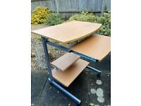 Office desk and chair great condition