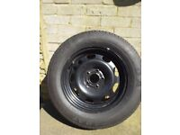 Wheel and Tyre - great condition bargain at only £15.00