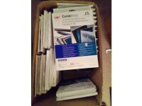 24 X GBC Combbind 15 Document Selection Packs Job Lot