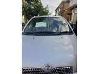 Toyota, YARIS, Hatchback, 2002, Other, 1299 (cc), 3 doors