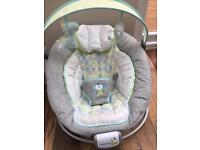 Ingenuity Sooth and Delight bouncer- excellent condition