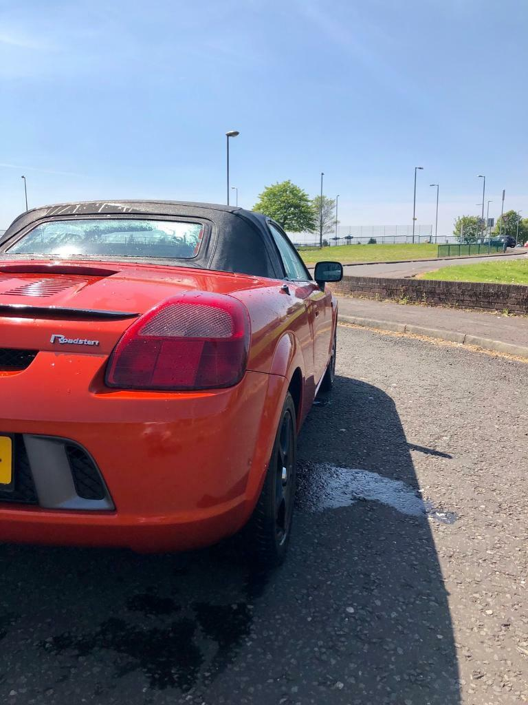 Stunning MR2 For sale  MOT 2020  Lots of new parts including roof  MUST  GO!! OFFERS CONSIDERED!!   in Cumbernauld, Glasgow   Gumtree