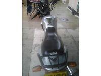 125 sym bike