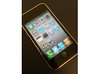 apple 3gs iphone orange ee t mobile virgin can unlock open any sim old ios 6.1.6