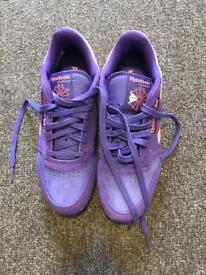 Brand new real reebok trainers