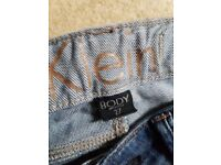 2 x pairs of CK skinny jeans