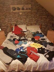 Joblot of kids clothes