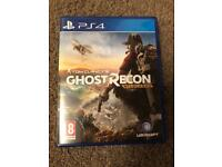 Tom Clancy's Ghost Recon; Wildlands for PS4