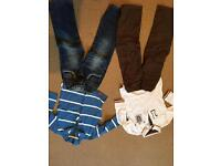 x2 boys outfits age 4-5
