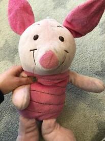 X2 piglet teddy's