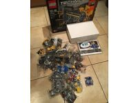 Selling technic 42055 Box used. £110