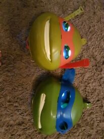 Teenage Mutant Ninja Masks - Talks and lights up