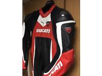 Ducati Corse Dainese Racing Leathers