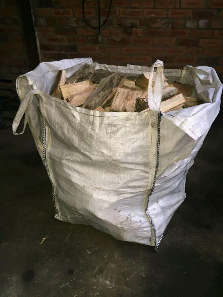 Firewood logs logs burnersin Menston, West YorkshireGumtree - Firewood logs Not fully seasoned but ideal for log burners etc all burns £40 a dumpy Free bag of kindling Free local delivery