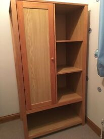 Babies R Us Shoreditch Collection Wardrobe and Changing Unit - Very Good Condition