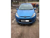 FORD FISETA VERY LOW MILES 42000 ONLY******