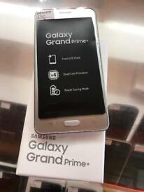 Brand new Galaxy Grand prime plus Unlocked