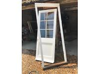 External Door & Frame