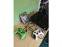 Xbox one console Call if duty ww2/FIFA 18/gta 5