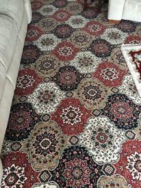 Wilton carpet 5.5M x 3.25M