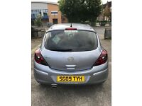 **VAUXHALL CORSA FOR SALE**