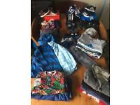 Boys bundle ages 4 and 5 - shoes 9 and 10