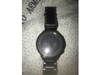ARMANI EXCHANGE MENS WATCH IN GOOD CONDITION