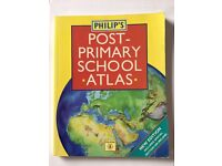 Post-Primary School Atlas - great for kids learning Geography
