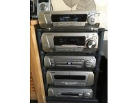 Technics DVD hifi home theatre in very good condition