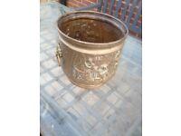 Copper pot 25cm vintage