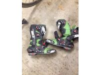 sdi motorbike boots and other kit