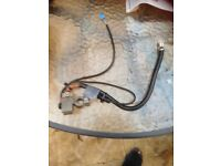 BMW 5-Series E60 IBS negative battery lead