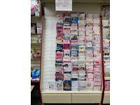 Retail Greetings Cards Rack