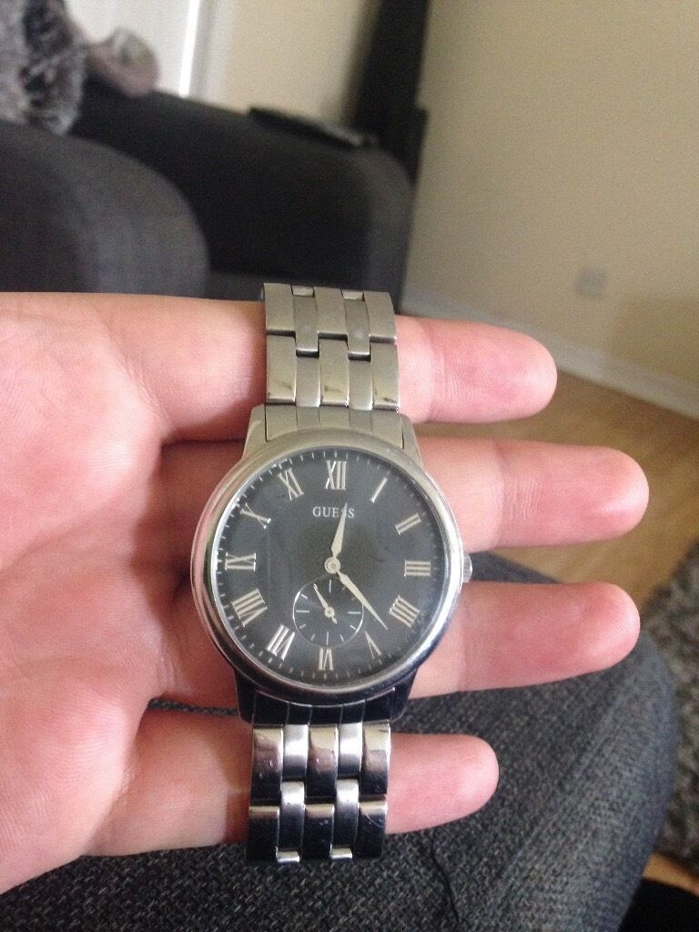 guess mens watch for £25 ono in coatbridge north guess mens watch for £25 ono