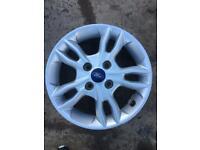 Ford Fiesta spare alloy wheel
