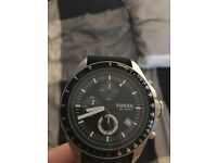 Men's watch from Fossil