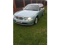 Rover 75 Automotic 2.0 DIESEL BMW ENGINE