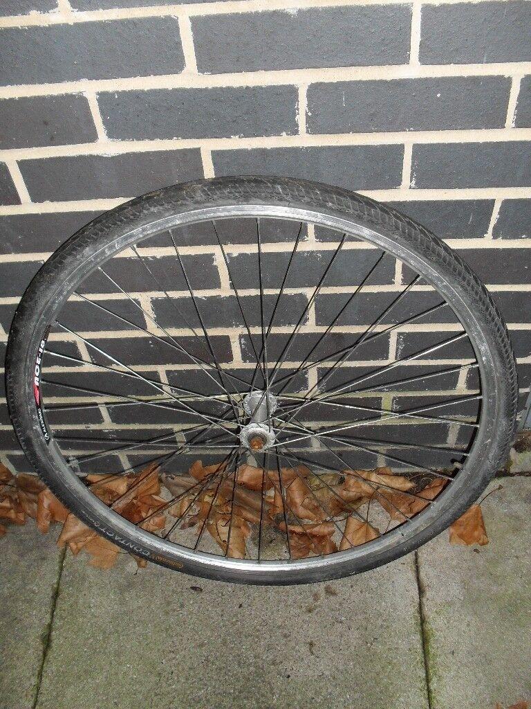 Quick Release Hub 700c FRONT Hybrid Bike Wheel