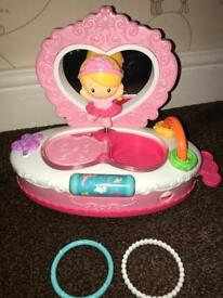 Fisher-Price Princess Musical Jewellery Box