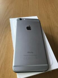 iPhone 6 Plus 128gb Unlocked. Space grey Excellent condition