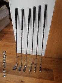 Callaway Apex Forged CF16 irons superb condition