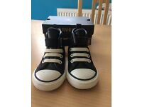 Childrens converse trainers