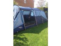 VANGO Verona 6xl tent complete