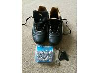 Puma football/rugby boots only worn once